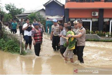 Banjir di Subang sebabkan 796 warga mengungsi