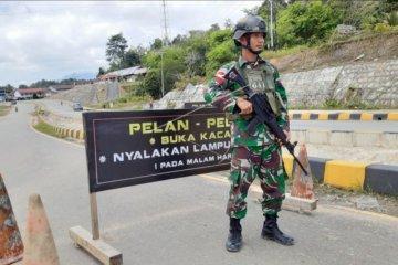 Pengamanan perbatasan RI-Malaysia diperketat