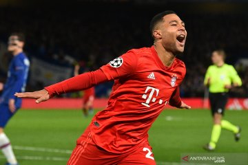 Bayern Munich menang 3-0 di markas Chelsea