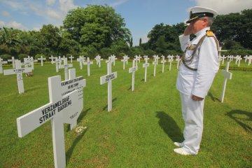 Ziarah Korban Pertempuran Laut Jawa