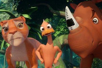 "Film animasi ""Riki Rhino"" bawa pesan pelestarian alam"