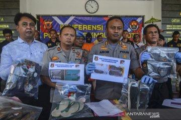 Pengungkapan kasus pembunuhan siswa di Tasikmalaya