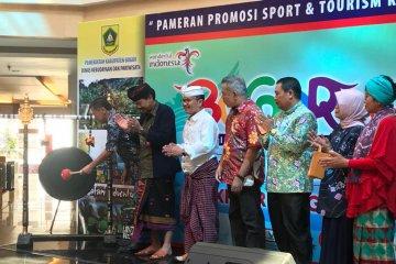 Target 10 juta kunjungan wisatawan, Kabupaten Bogor promosi pariwisata di Bali