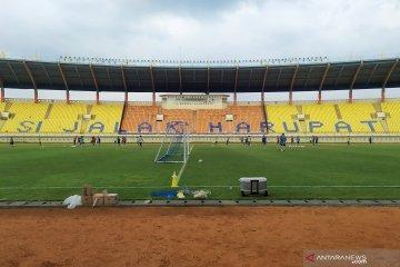Stadion Si Jalak Harupat, pilihan Persib untuk laga perdana