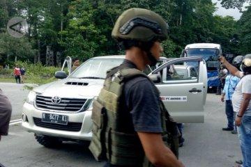 KKB tembak 3 karyawan PT Freeport, seorang WNA tewas