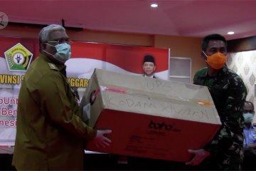 Gubernur Sultra jamin segera distribusikan APD ke seluruh daerah di Sultra