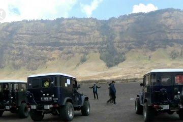 Belum ada signifikansi COVID-19 dengan wisatawan ke Bromo-Semeru