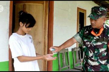 Program TMMD bantu perekonomian petani Pantirejo