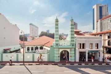 Delapan kegiatan yang ramah bagi kaum muslim ketika di Singapura
