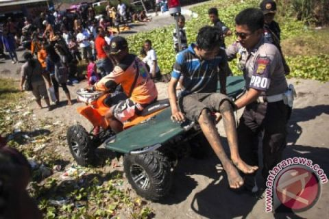 Puluhan wisatawan Gunung Kidul tersengat ubur-ubur