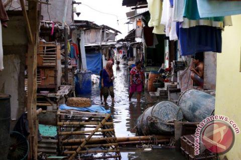 BPS: jumlah penduduk miskin turun menjadi 25,95 juta