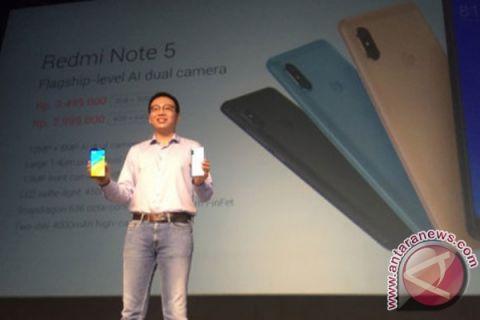 Xiaomi luncurkan Redmi Note 5 berkamera ganda