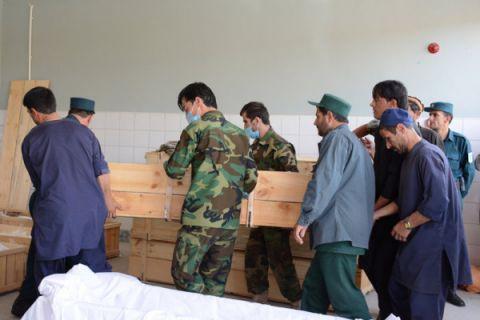 PBB: kematian warga sipil di Afghanistan capai rekor tertinggi