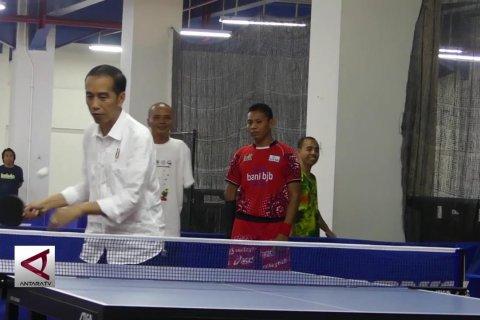 Presiden optimistis Indonesia raih 16 emas di Para Games