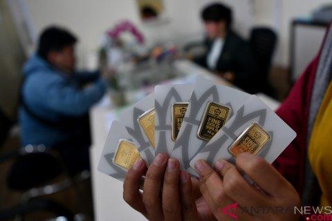 Emas masih menjadi  pilihan investasi masyarakat, perhatikan hal ini