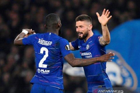Liga Europa: hajar Malmo, Chelsea lolos ke 16 besar