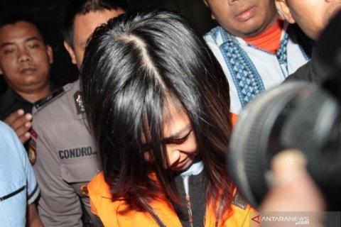 Gabriela Yuan Ana ditahan KPK