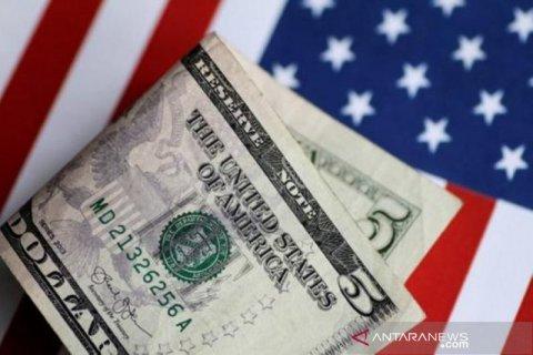 Dolar AS menguat didukung data ekonomi terbaru