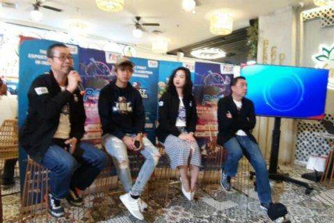 Ratusan gamer di Medan ikuti final audisi Esports First Warriors berhadiah Rp1,3 miliar