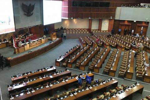 Revisi UU KPK disahkan, PKS sampaikan catatan soal dewas