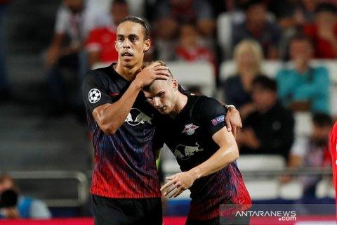 Timo Werner kemas dwigol bawa Leipzig menang atas tuan rumah Benfica