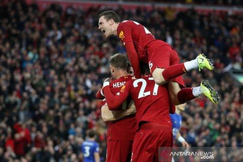 Liverpool lebih kejar gelar Liga Premier ketimbang Champions