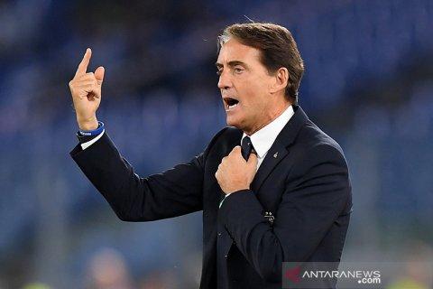 Tak pernah kalah di kualifikasi, Mancini berharap Italia pertahankan penampilan pada Piala Eropa 2020