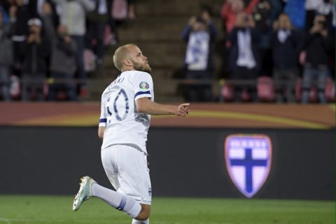 Finlandia di ambang sejarah lolos ke putaran final Euro
