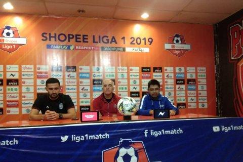 Mario Gomez puji kerja keras pemain Borneo