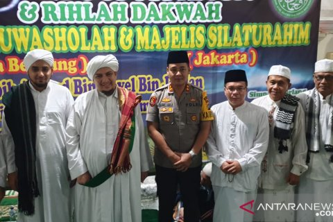 Jelang pelantikan presiden, masyarakat Bangka Tengah diajak jaga kondusifitas