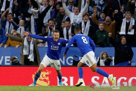 Liga Inggris - Leicester, Aston Villa bukukan kemenangan dari keadaan tertinggal