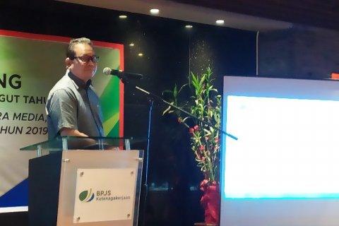 BPJS Ketenagakerjaan Sumbagut gelar media gathering di Medan