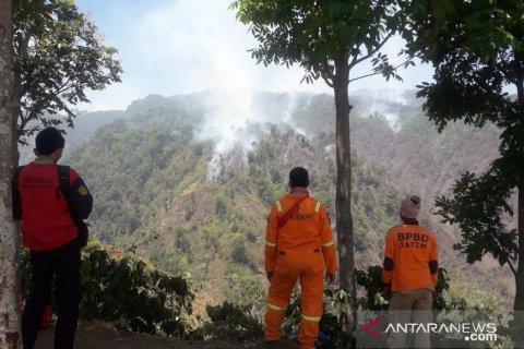 Pendakian ke Gunung Argopuro  Situbndo ditutup akibat terbakar