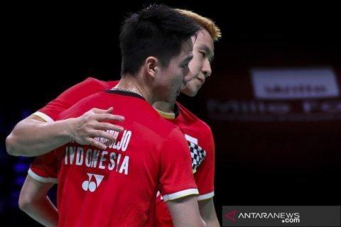Minions susul Wahyu/Ade babak kedua French Open