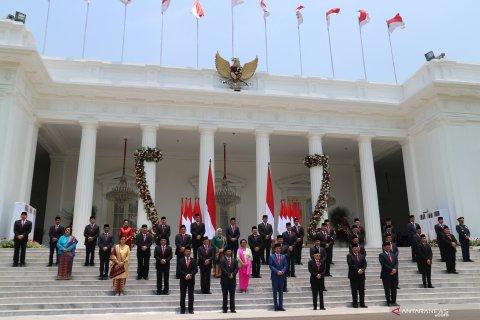 Presiden Jokowi: Tidak ada target  100 hari