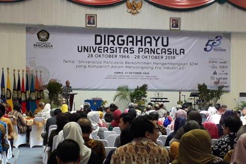 HUT Universitas Pancasila ke-53