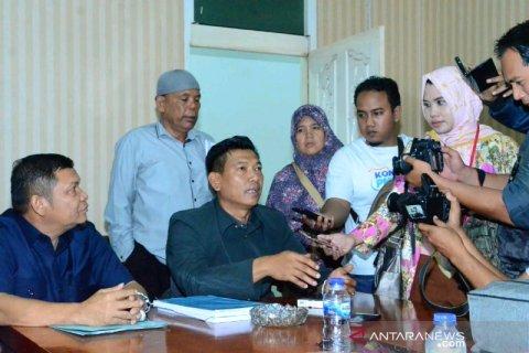 Ketua DPRD padangsdimpuan berharap penetapan AKD kondusif