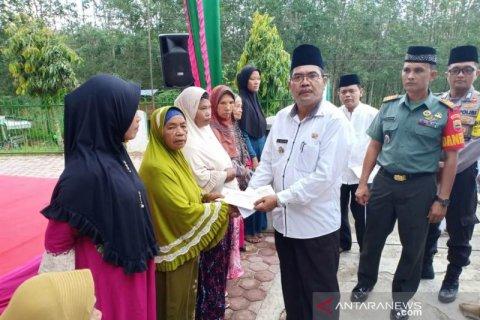 BKMT Nurul Huda Batang Toru gelar wirid akbar