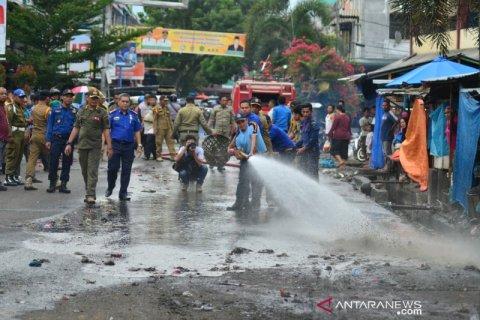 Penertiban PKL di Padangsidimpuan dapat dukungan masyarakat