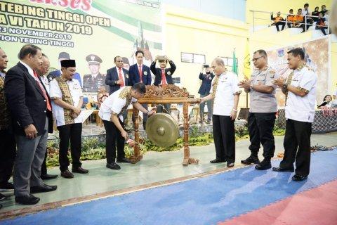 912 karateka bersaing perebutkan Piala Wali Kota Tebing Tinggi