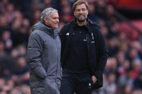 Jurgen Klopp ucapkan selamat datang kembali kepada Mourinho