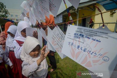 Solidaritas Untuk SLBN A Bandung