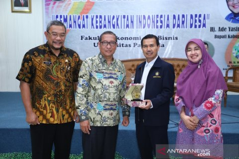 Kerja sama Universitas Pancasila-Kabupaten Bogor
