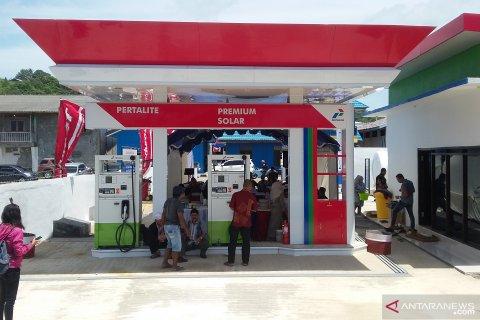 Pertamina: BBM dan LPG di Pamalu aman selama Natal