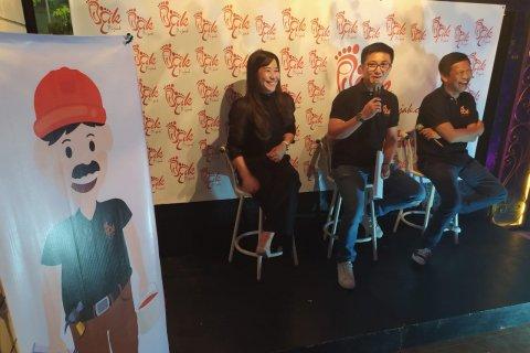 Pembukaan kantor perwakilan PT Pijak Digital Indonesia di Pontianak