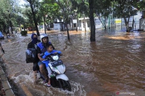Banjir Jakarta sangat pengaruhi elektabilitas Anies Baswedan