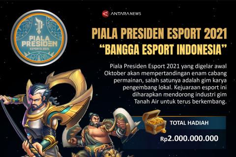 Piala Presiden Esport 2021: Bangga esport Indonesia