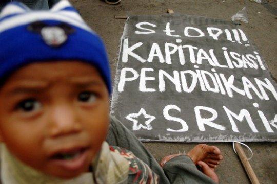 KPAI imbau sekolah pantau siswa agar tak ikut demo