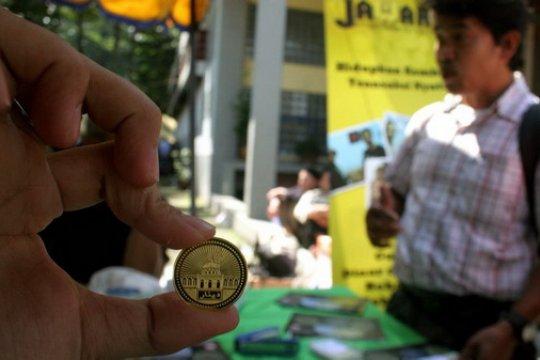 Transaksi pakai dinar-dirham, Bareskrim tangkap pendiri Pasar Muamalah