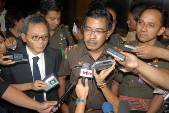PJI tidak berikan pendampingan hukum kepada jaksa Pinangki